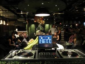 Vin De Syrah DJ Booth