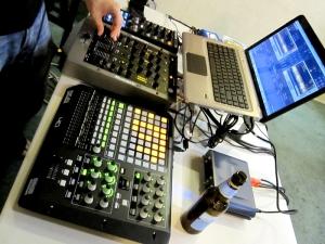 Arte Fresca II DJ Booth