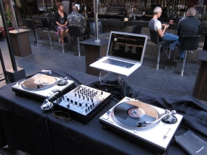 Eden / Patio DJ Booth / 2011