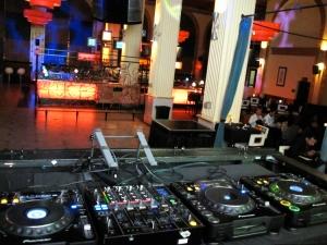 OnBroadway San Diego DJ Booth