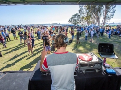 San Diego DJ Events 2016