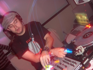 Justin Long @ Temple SF - 2008