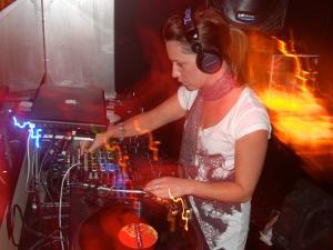 DJ Nikki @ Red Circle
