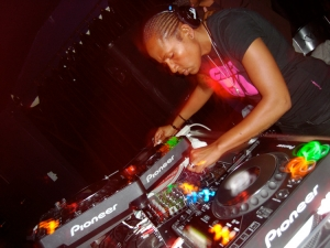 DJ Heather at Onyx 2009