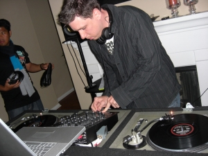 DJ MC at Misha's Birthday Party