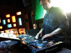DJ Tchort at On Broadway