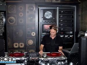 San Diego DJ at Draft Republic