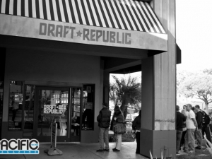 Draft Republic with Pacific Magazine