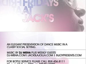 Injoy Friday's at Jacks