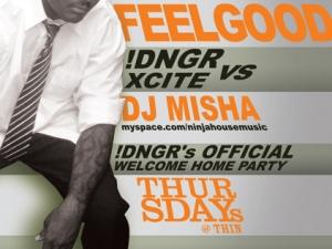 DJ Misha @ Thin