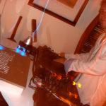 DJ MC @ club Rebecca