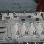 Pioneer Mixer at the beach