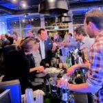 Bartenders Serve Up Drinks
