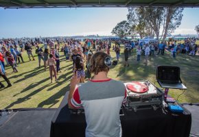 Uncorked Wine Festival San Diego with Best Event DJ